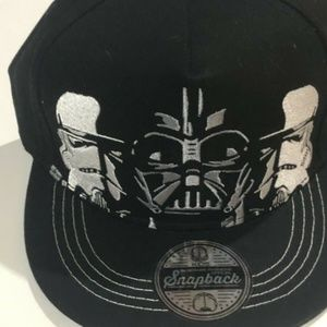 Youth Darth Vader  & Storm Troopers Cap
